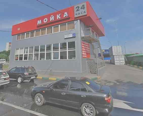 Северодвинская улица владение 20A мойка и шиномонтаж