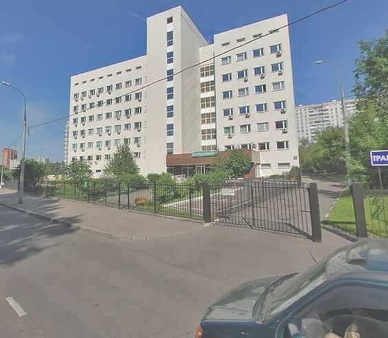 Чукотский проезд дом 8  Стоматологическая поликлиника №32 СВАО