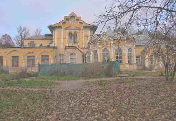 Москва. Старинная усадьба Алтуфьево