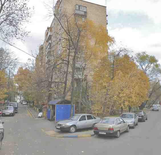 Москва. 2 Новоостанкинская улица 27