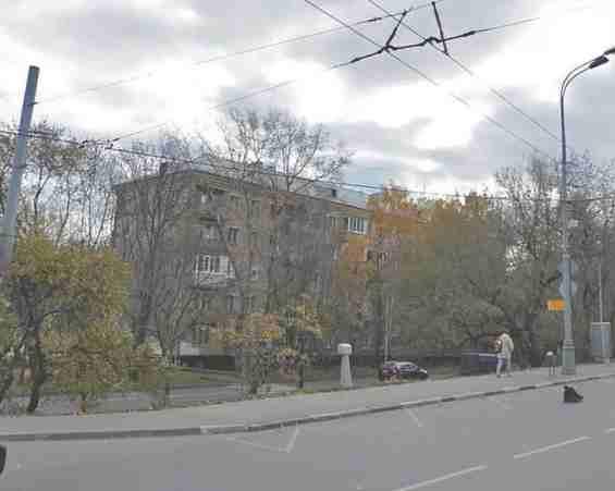 Останкинский район. Москва Калибровская улица