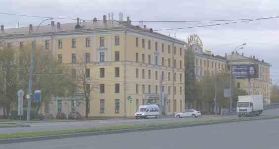 Ботаническая улица 41 Гостиница, построенная в 1967 году