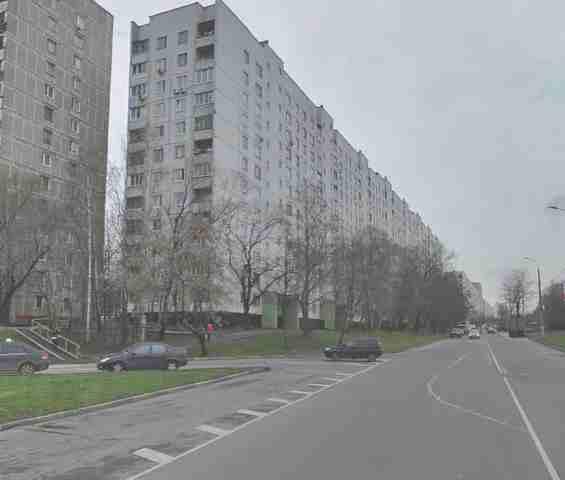 Москва. Улица Корнейчука 32