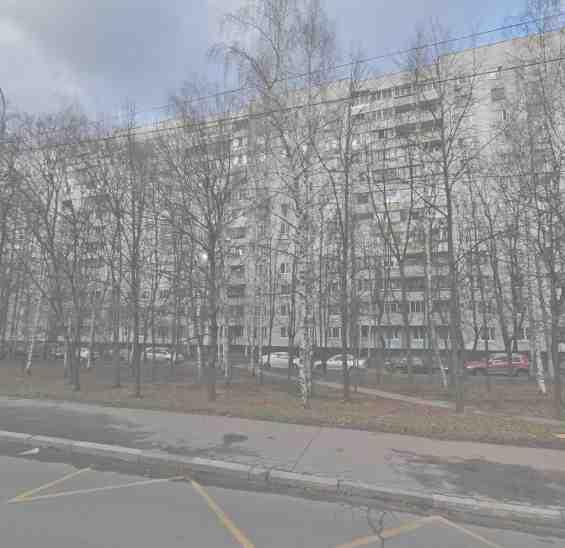 Москва Череповецкая улица