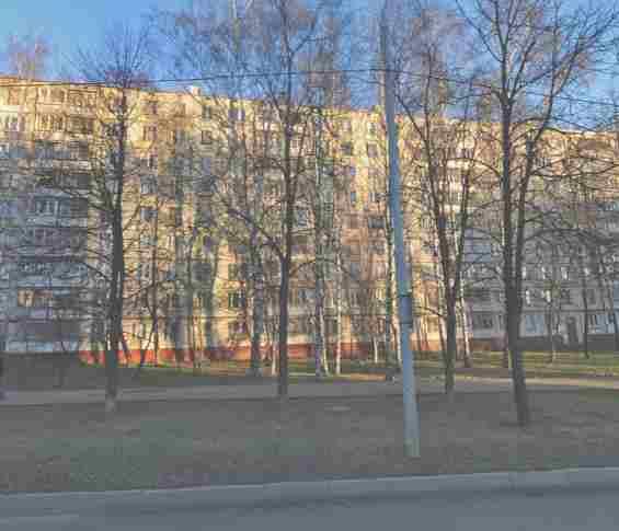 Район Атуфьевский. Путевой проезд 38