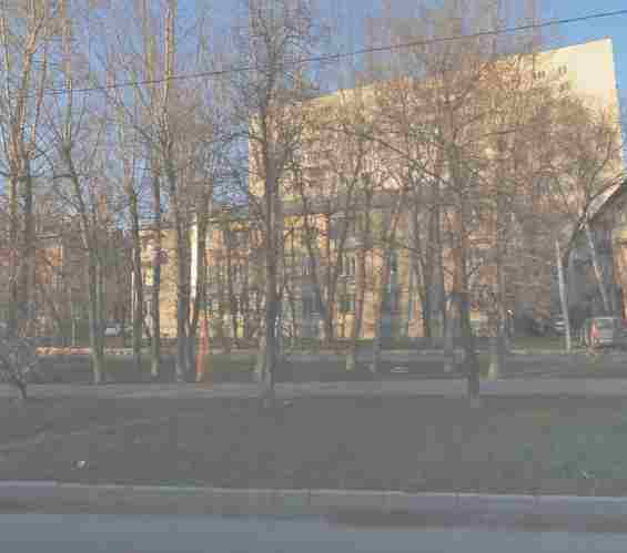 Москва. Путевой проезд 16