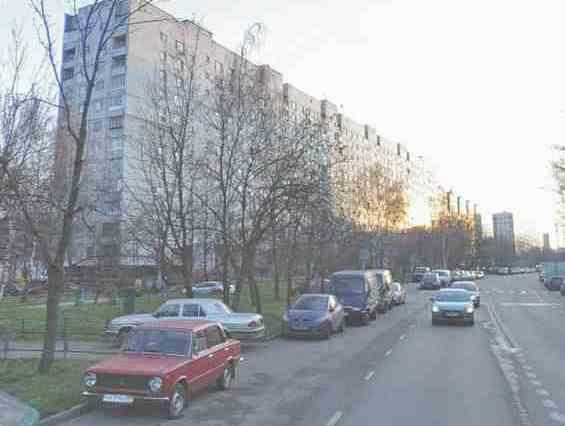 Район Бибирево. Мурановская улица 8