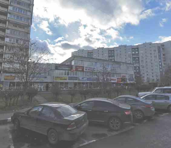 Москва. Улица Плещеева 12 А