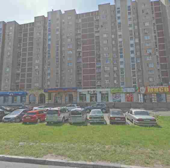 Москва. Улица Декабристов 20 к2. Жилой дом