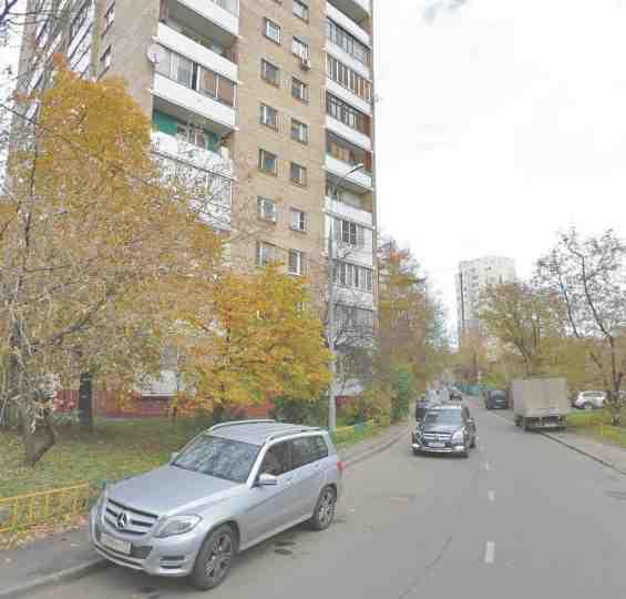 Осень.  2 Новоостанкинская улица 19