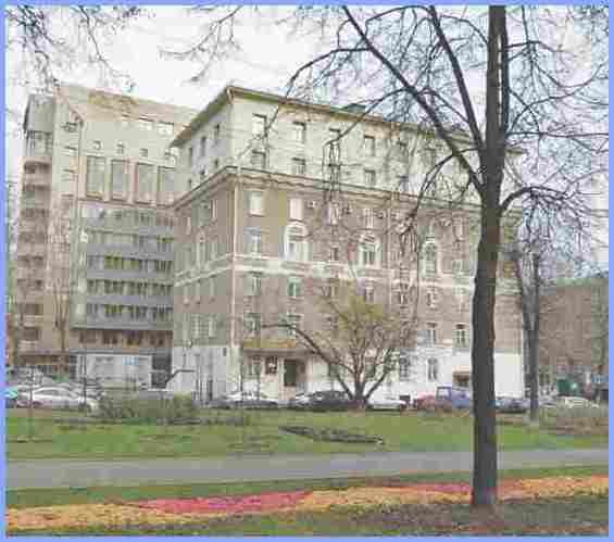 Ярославская улица 8 к5