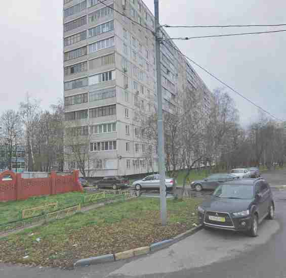 Район Бибирево. Мелиховская улица 6