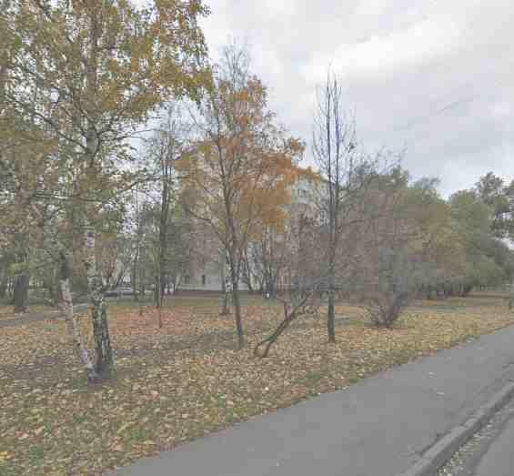 Улица Годовикова Осень