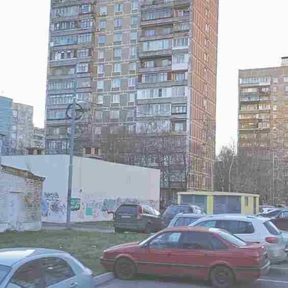 Алтуфьевский район Москвы. Проезд Черского 13 к 3 Жилые многоэтажки