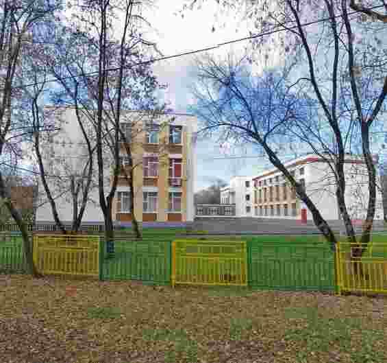 Москва 2 Напрудная улица  д.№17