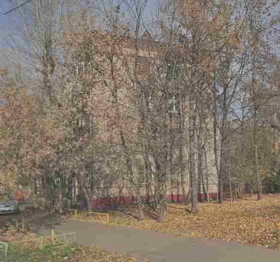 Москва Малая Ботаническая улица д. № 23