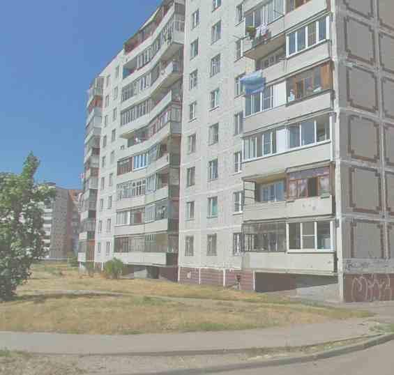 Район Лианозово. Улица Белякова