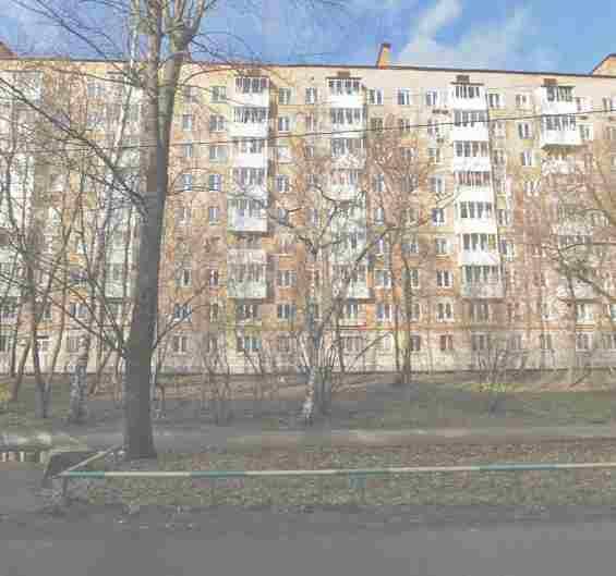 Москва Минусинская улица д. №8