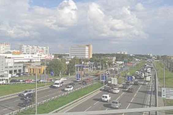 Москва. Лианозовский проезд