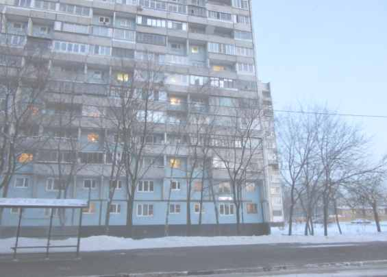 Угол Абрамцевской улицы Москва