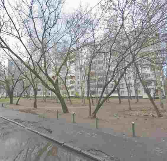 Москва. Магаданская улица д. №1