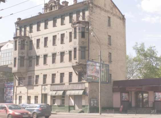Бутырская улица д. №73. Жилой дом начала ХХ века